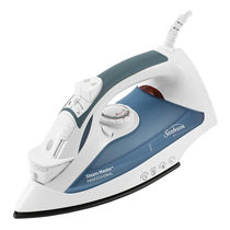 Sunbeam GreenSense SteamMaster Full Size Professional Iron with ClearView, White  004273-200-000
