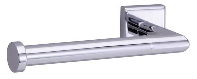 NAPLES Paper Holder — Polished Chrome