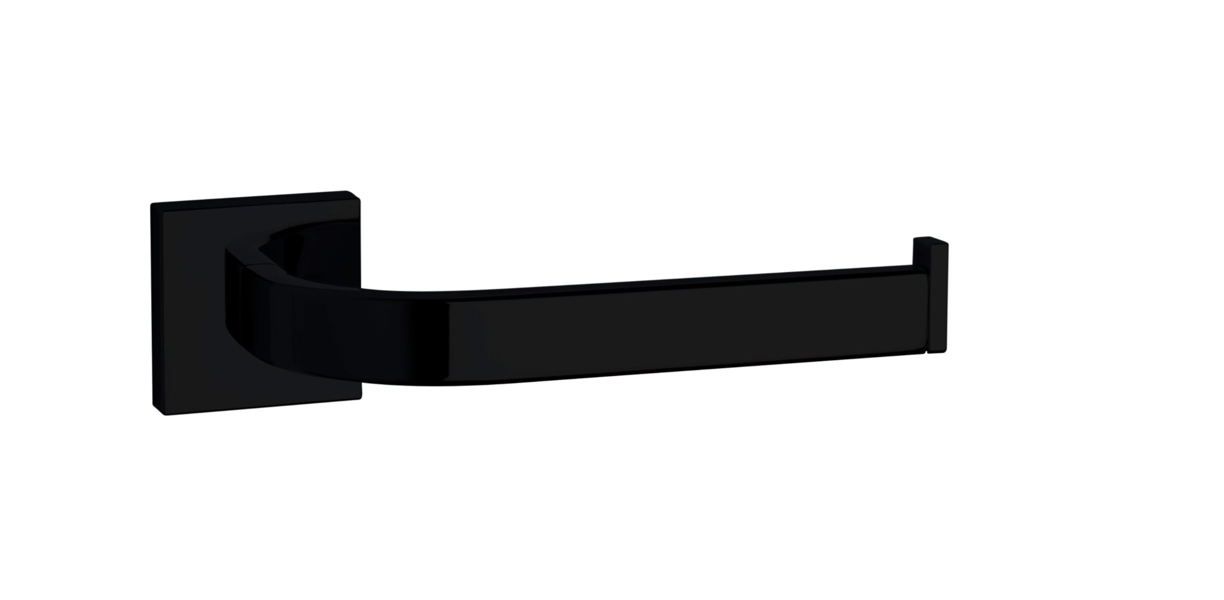 ALLUSION Paper Holder — Matte Black