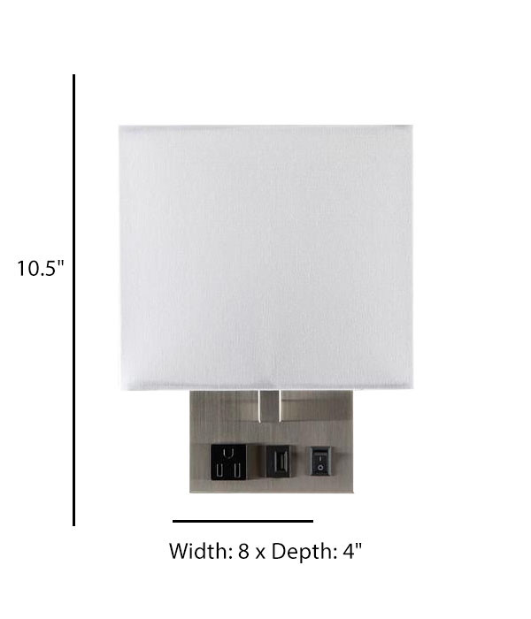 Single Wall Lamp