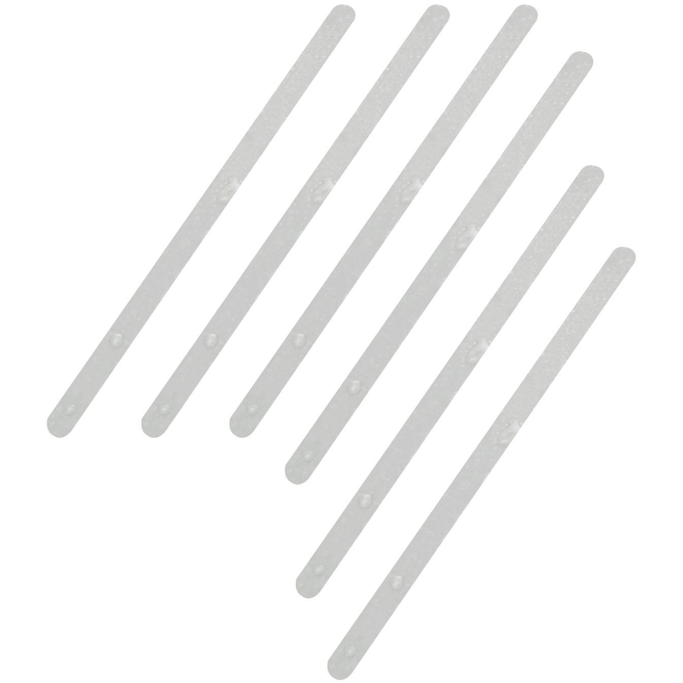 SAFETY GRIP STRIPS Safety Strips — White