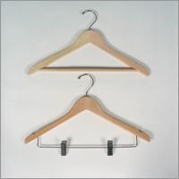 Flat Suit Hangers HA-12 Series - Part #: HA-12N, HA-12NM, HA-12NBT, HA-12NWC, HA-12NMWC, HA-12BTWC