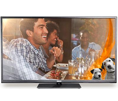 """55"""" Commercial Value LED HDTV"""