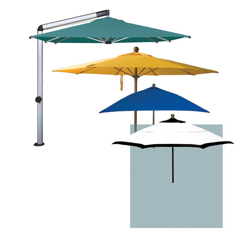Double Vent Umbrella