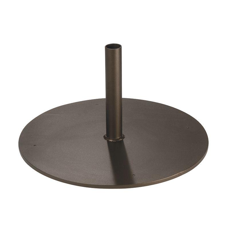 Round Steel Umbrella Base