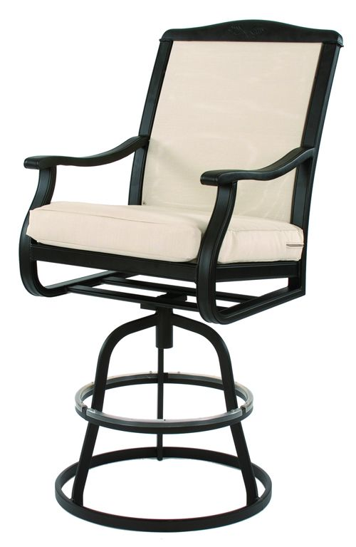 Swivel Barstool  EM103 Optional Cushion