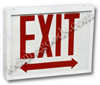 Economy Incandescent Exit Sign