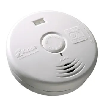 Worry-Free Hallway Sealed Lithium Battery Power Smoke Alarm P3010H