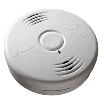 Worry-Free Bedroom Sealed Lithium Battery Power Smoke Alarm P3010B
