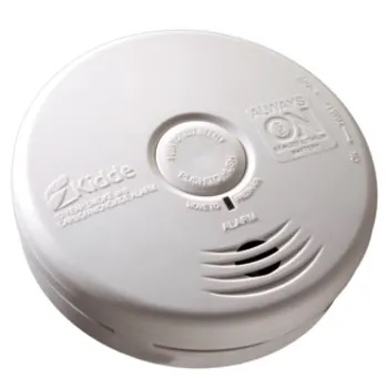 Worry-Free Kitchen Sealed Lithium Battery Power Smoke/CO Alarm P3010K-CO