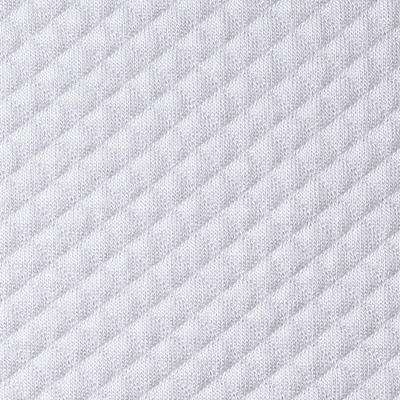 Knit Waffle White