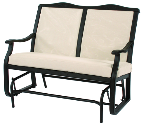 Loveseat Glider  EM109 Optional Cushion