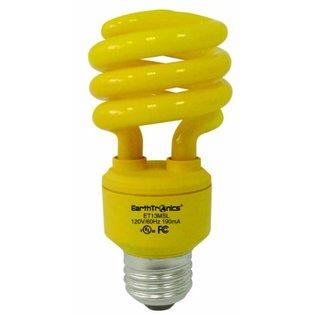Yellow Buglight Spiral
