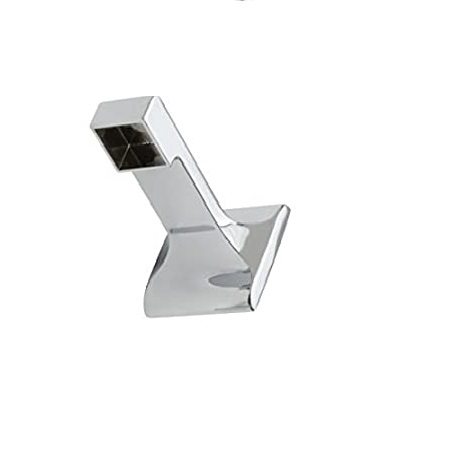 """Posts with Concealed Screw for 3/4"""" Bar - Polished Chrome"""