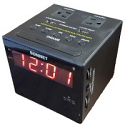 LED Clocks & Clock Radios