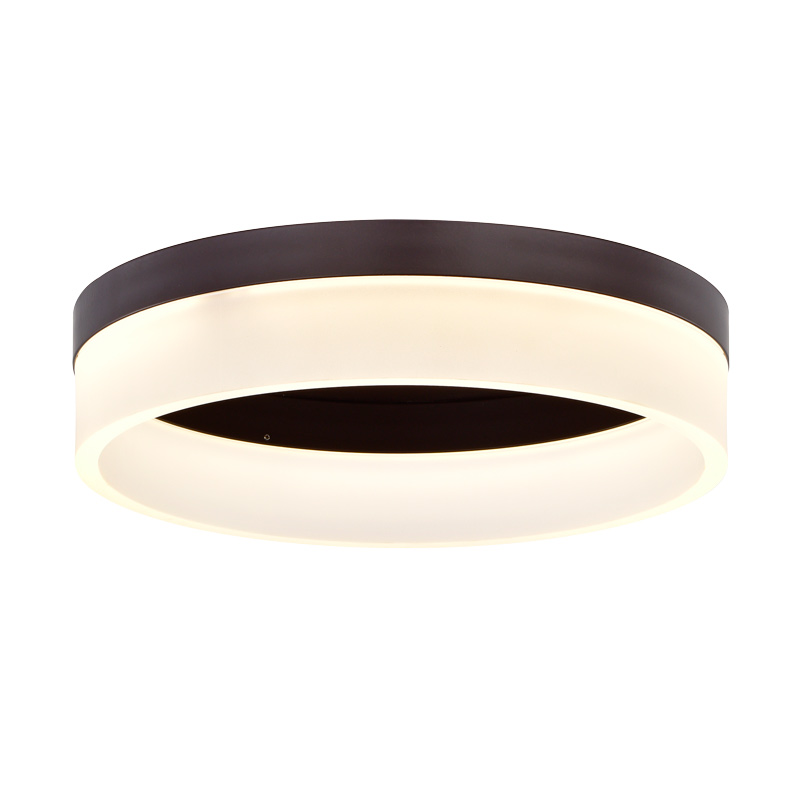Ceiling Fixtures Gray Oil Rubbed Bronze