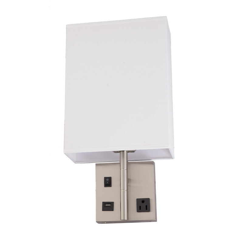 LED On-off switch USB cell phone charger power outlet 2868632