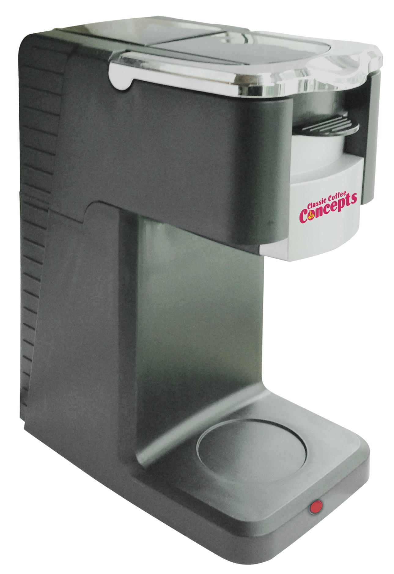 Mini Q Plus Single Cup Capsule Brewer
