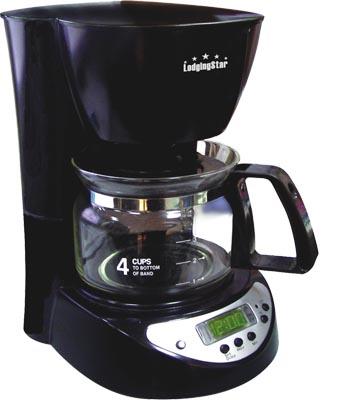 4-Cup Coffee Brewer Black