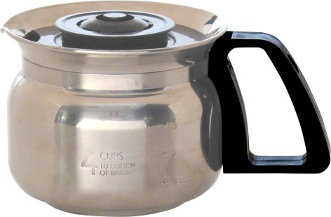 4 Cup Universal stainless steel Decanter