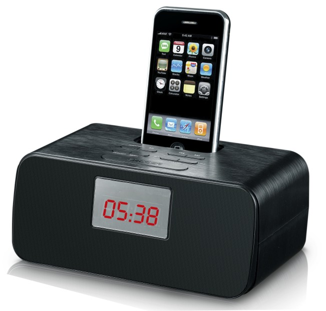 iPod Docking Speaker with Remote