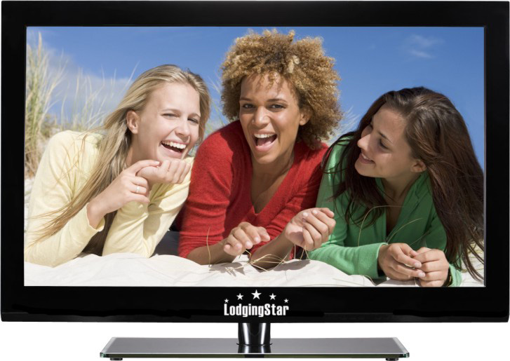 """32"""" HD LCD TV (with paints,swlval stand)"""
