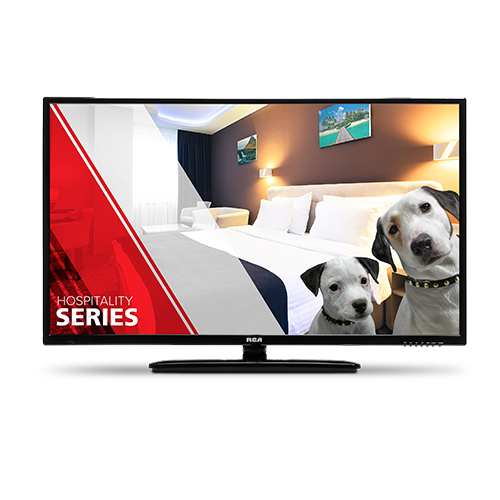 "43"" Hospitality Value LED HDTV"