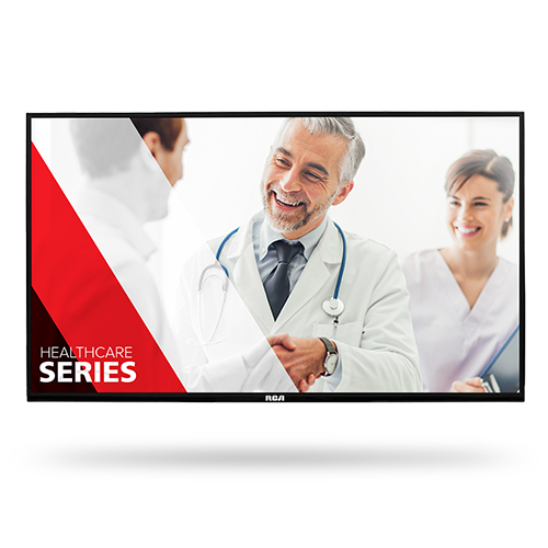 43″ Healthcare LED HDTV