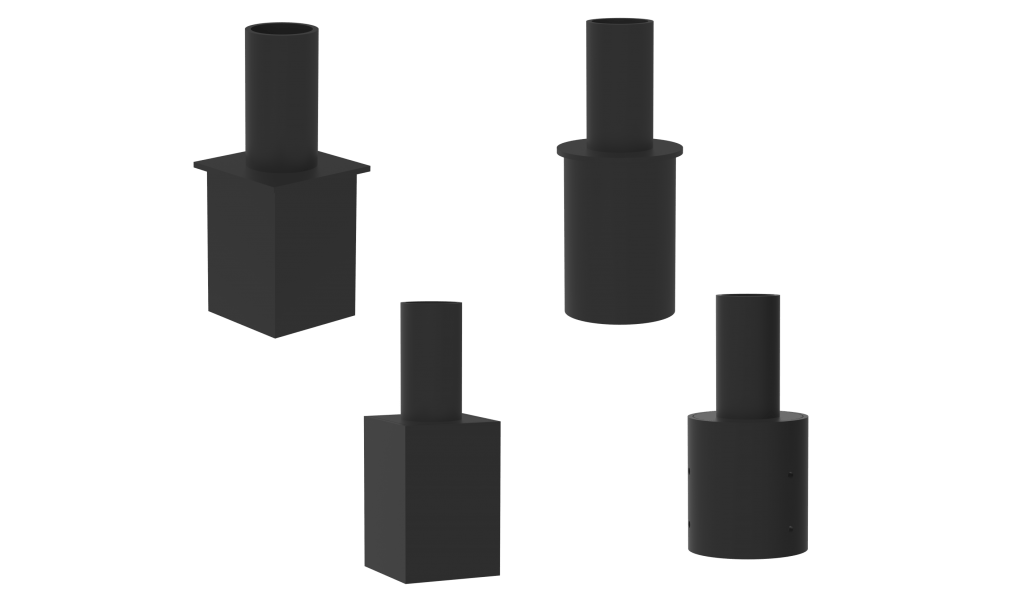 Vertical Tenon Adapter