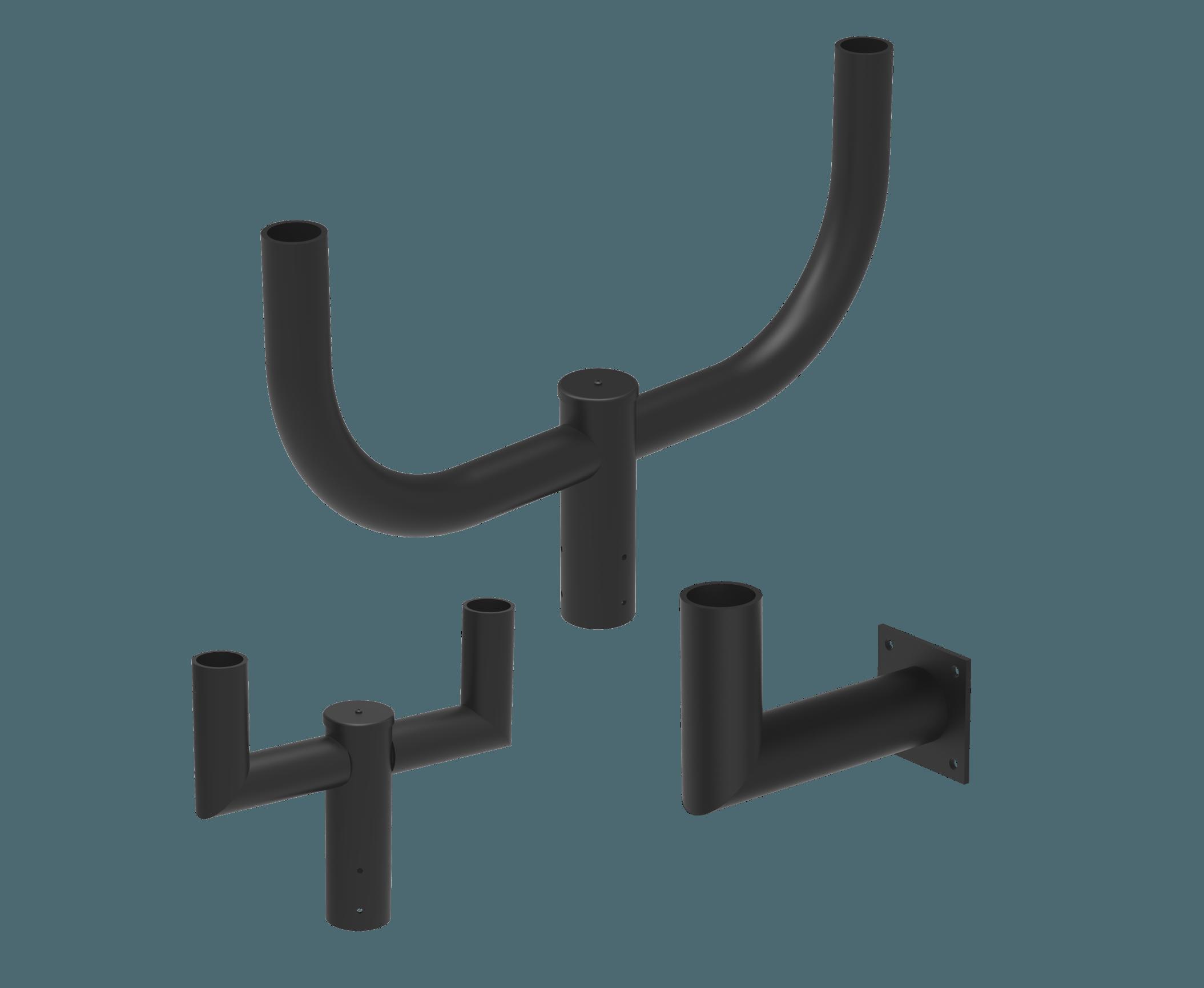 Bull Horn Arms