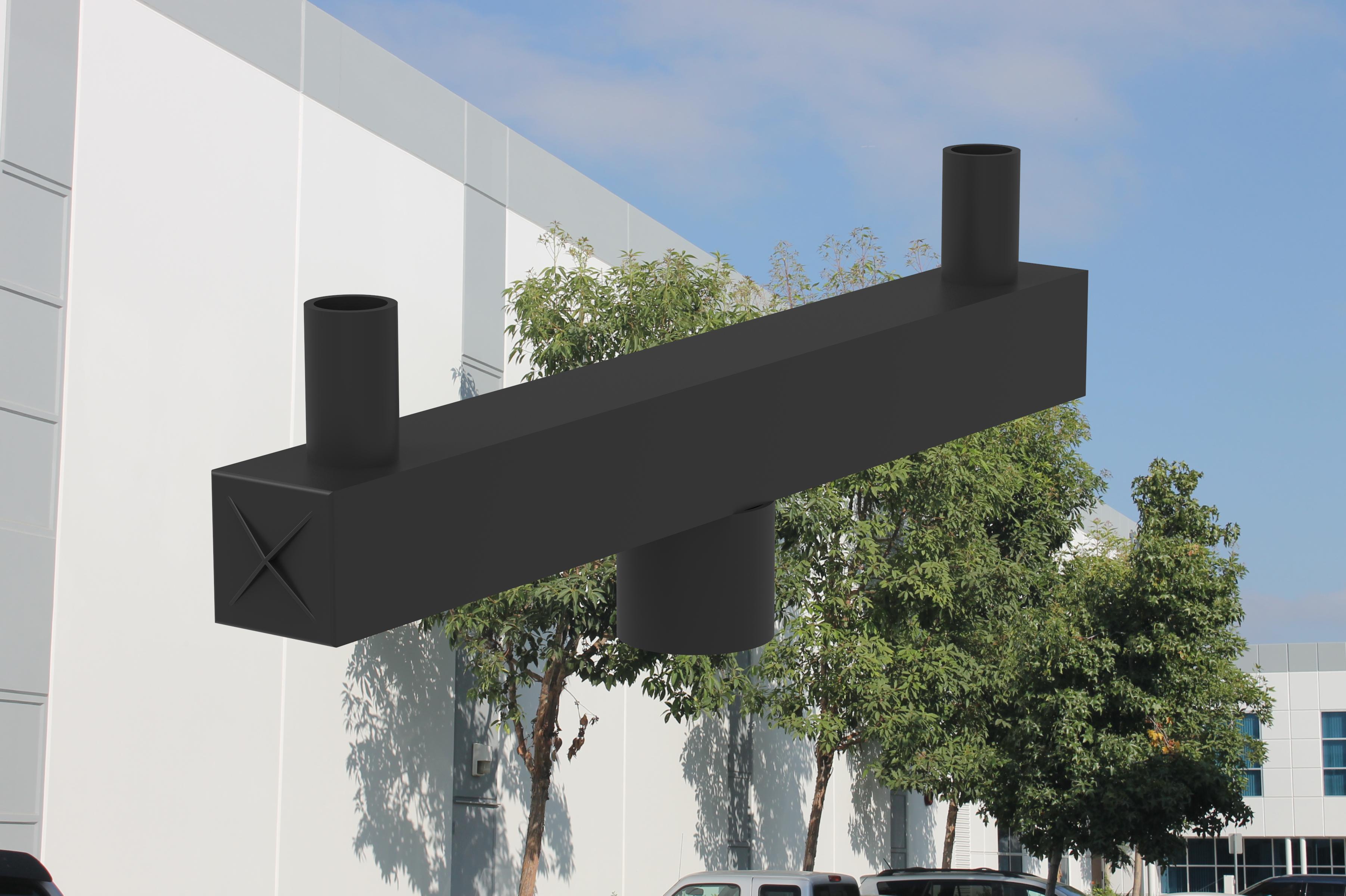 Straight Cross Arms