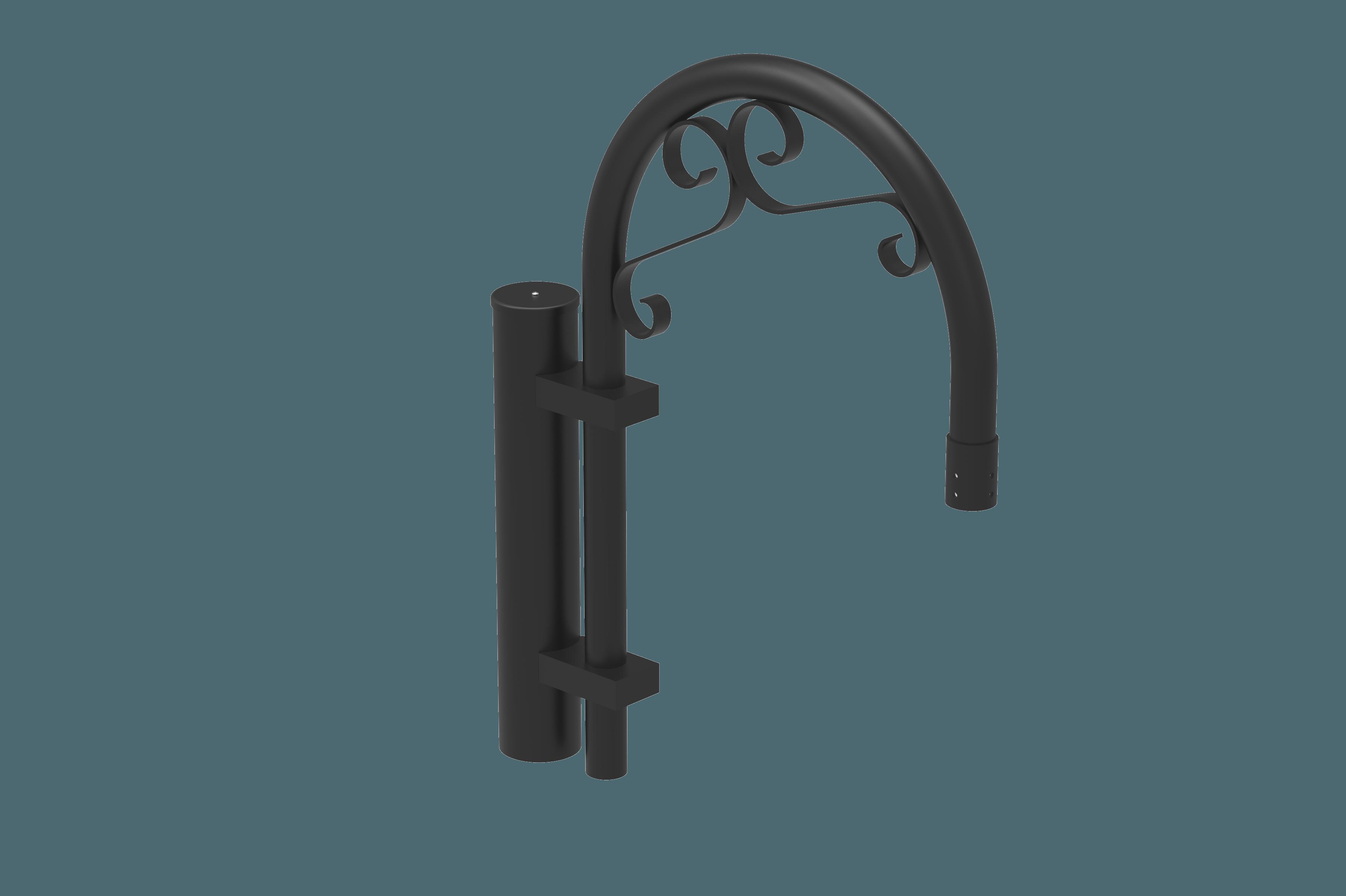 Decorative Arm 9