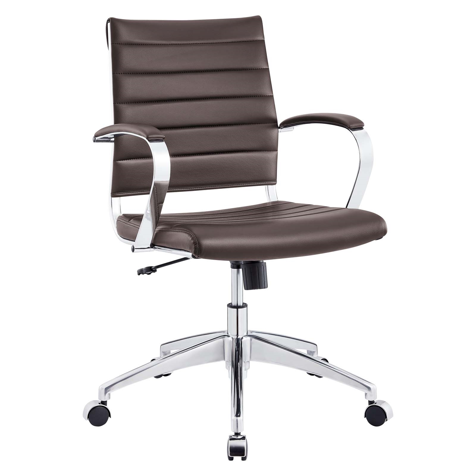 Back Office Chair in Brown