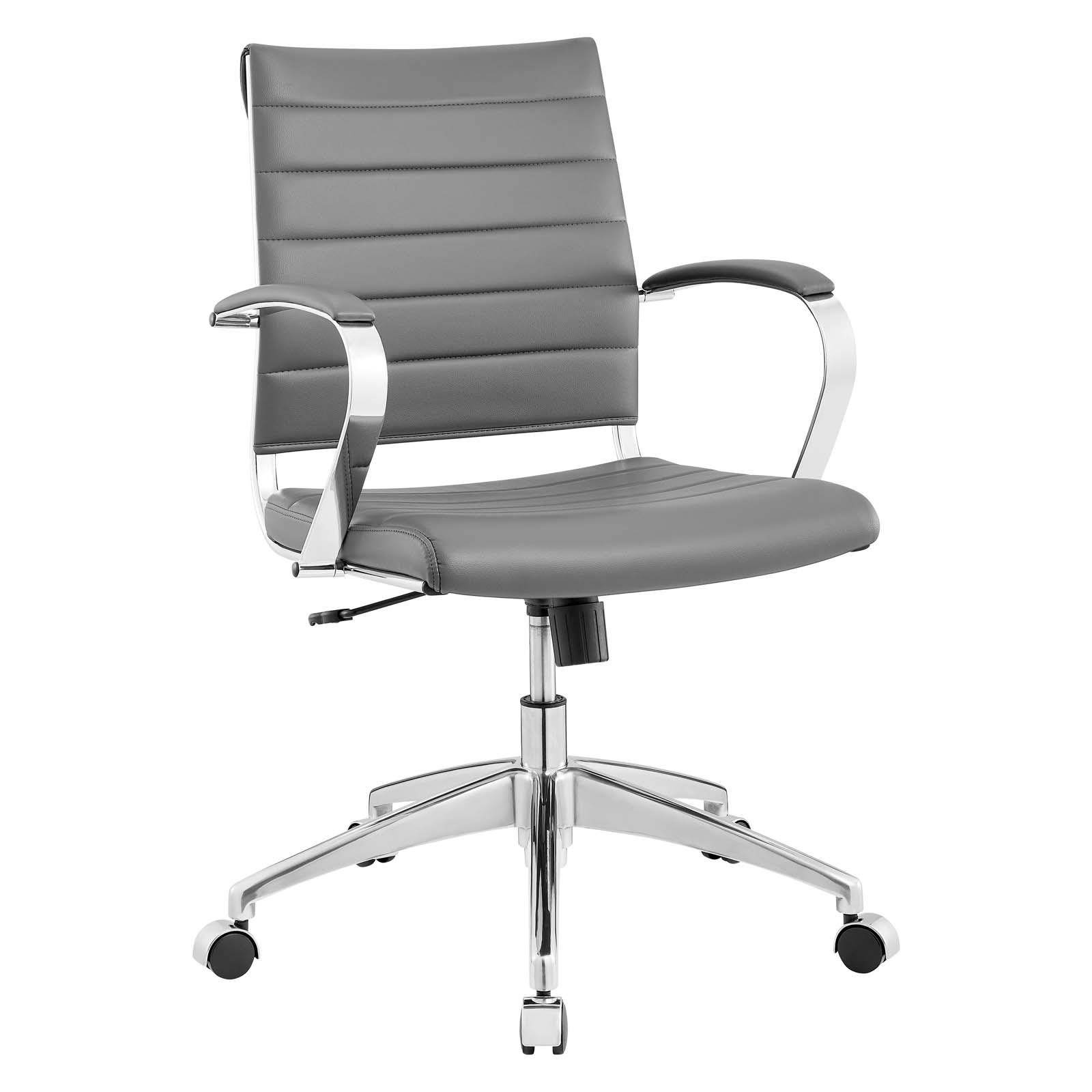 Back Office Chair in Gray