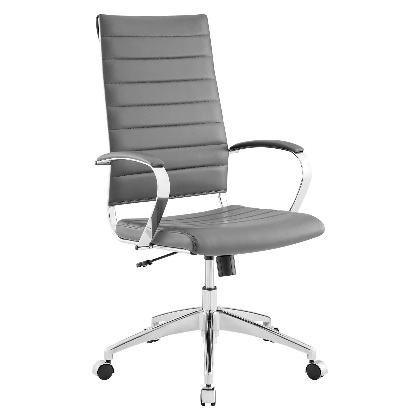 Highback Office Chair in Gray