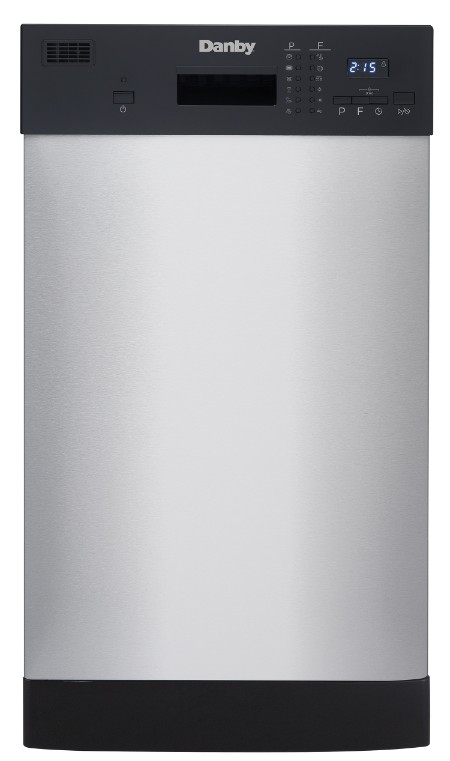 """18"""" Stainless Built-In Dishwasher LOG1804EBSS"""