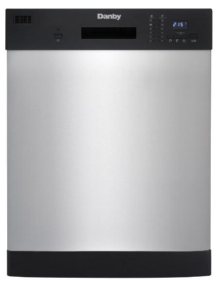 "24"" Stainless Full Size Dishwasher LOG2404EBSS"