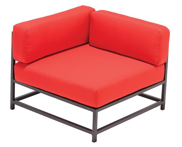PF-square modular seat