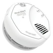 Smoke & Carbon Monoxide Alarm with Voice