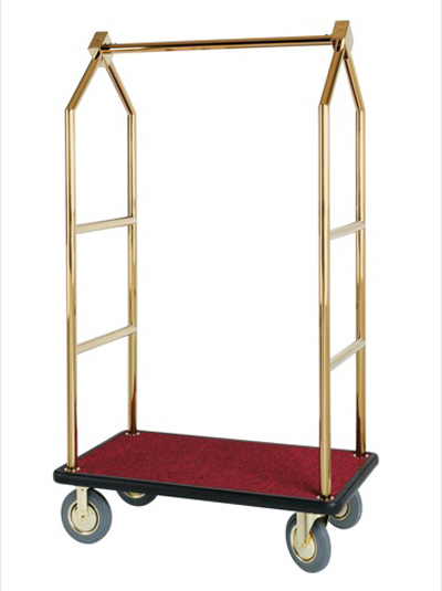 Bellman Gold-Tone Cart