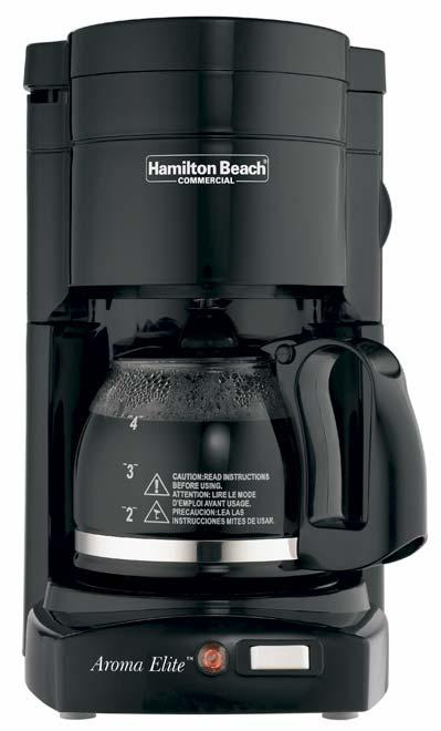 Hamilton Beach 4 cup coffee maker