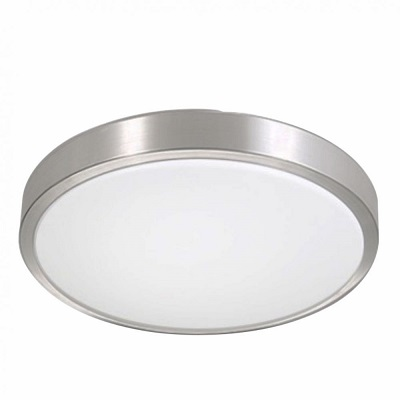 "Indoor Ceiling Fixture ø 13.5X3.2"" for MPLR, PMMA diffuser(21416-MN-BP6)"