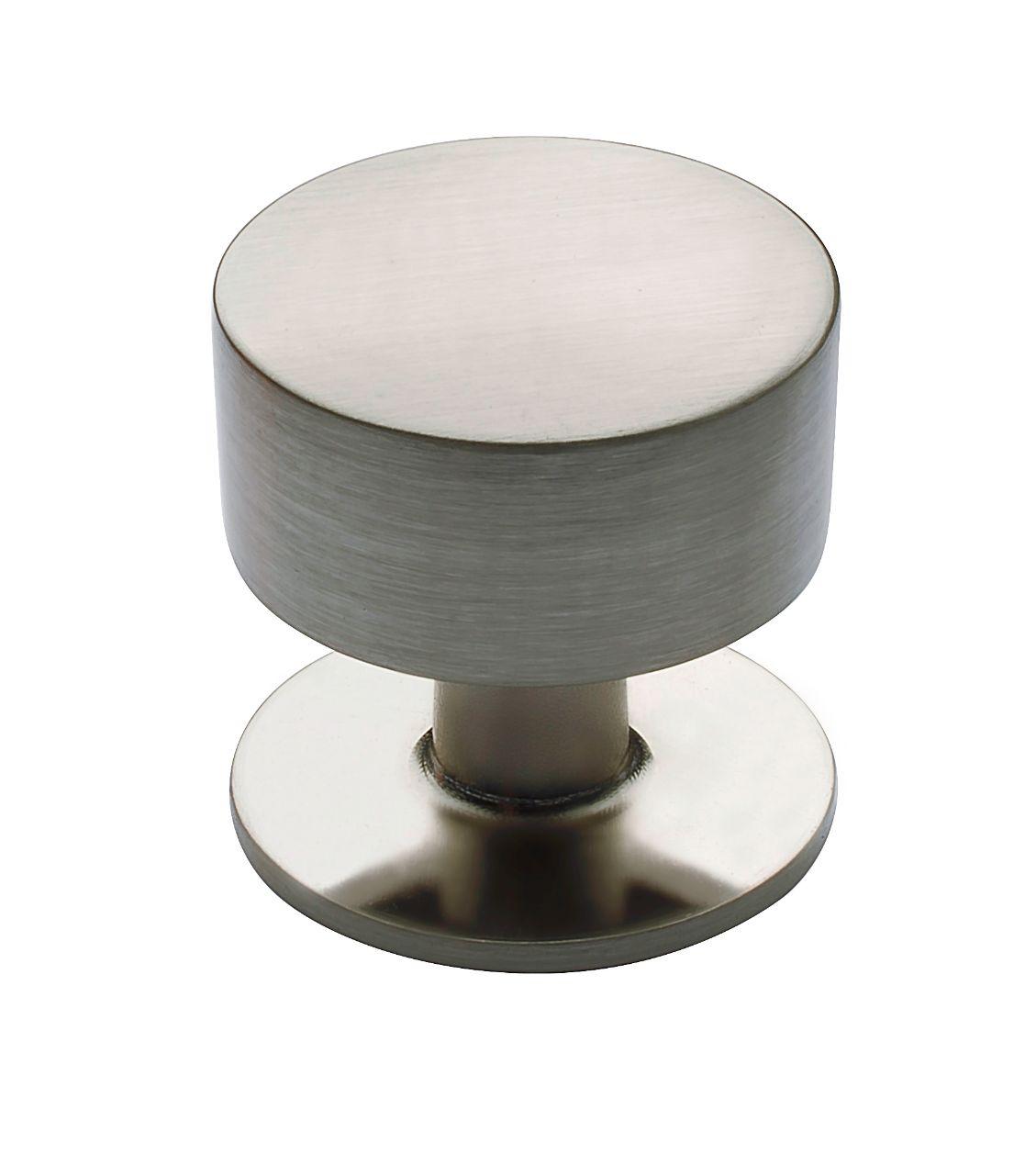 BARCELONA Bi-Fold/Cabinet Knob - Satin Nickel