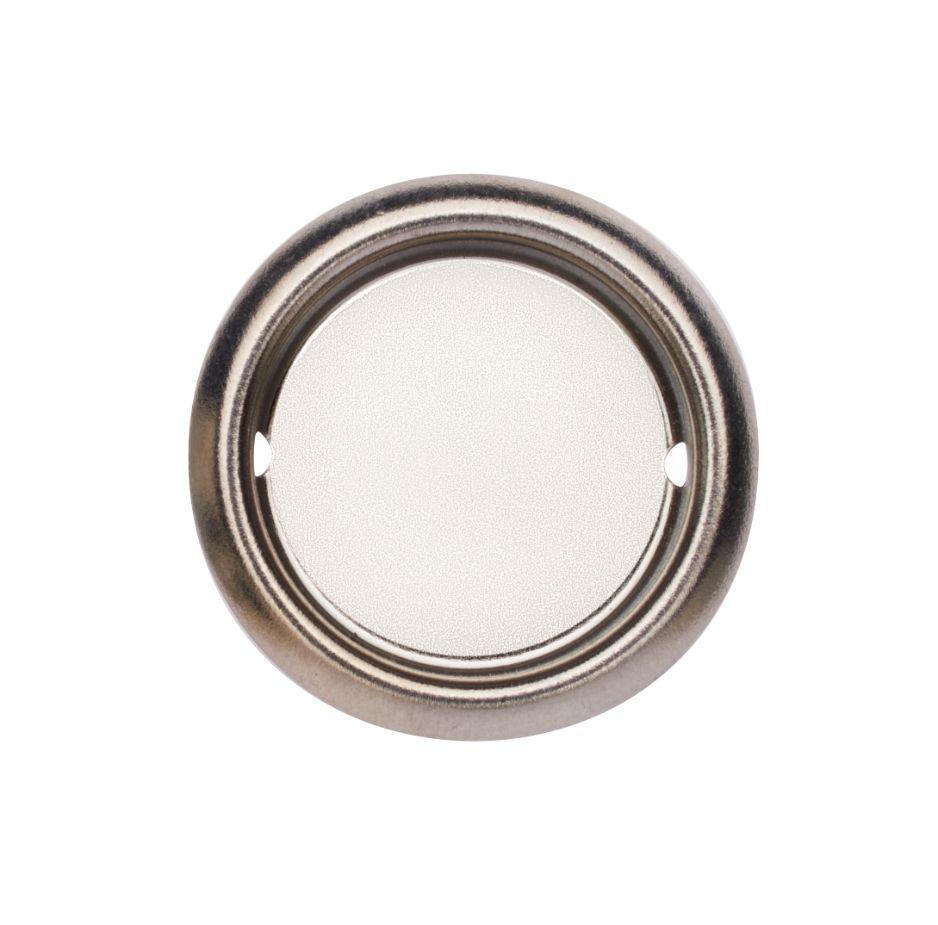 """DOOR PULL, 3/4"""" Pulls — Satin Nickel"""