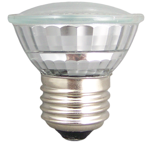 LED MR 16 ACCENT BULB FOR INDOOR/OUTDOOR USE