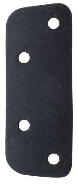 DOOR GUARD SHIM Door Guard — Black Rubber