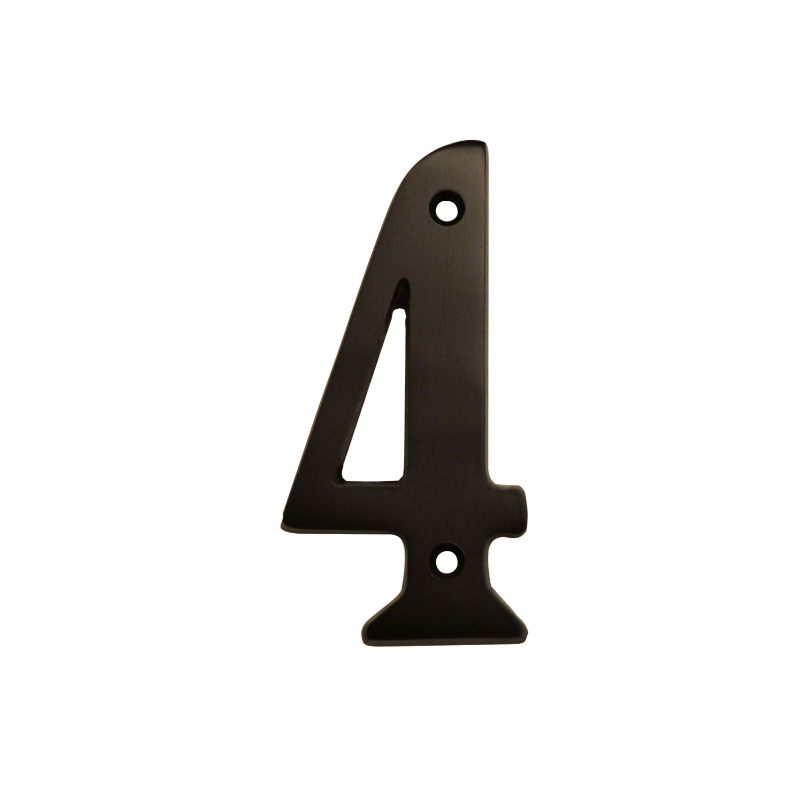 HOUSE NUMBERS, ELEGANT House Numbers — Oil Rubbed Bronze-4