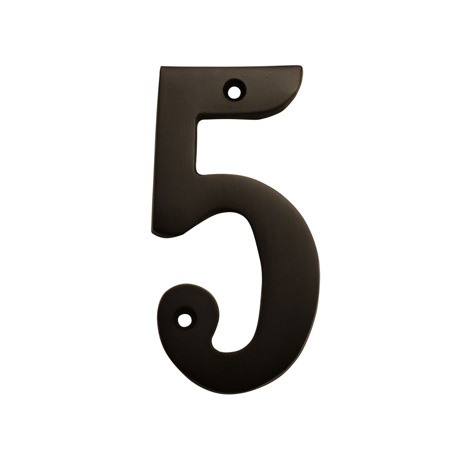 HOUSE NUMBERS, ELEGANT House Numbers — Oil Rubbed Bronze-5