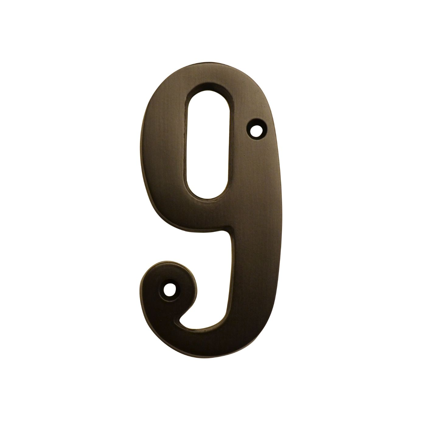 HOUSE NUMBERS, ELEGANT House Numbers — Oil Rubbed Bronze-9
