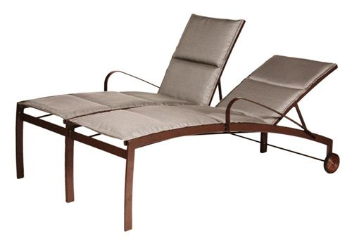 Hi-Seat Double Chaise lounge